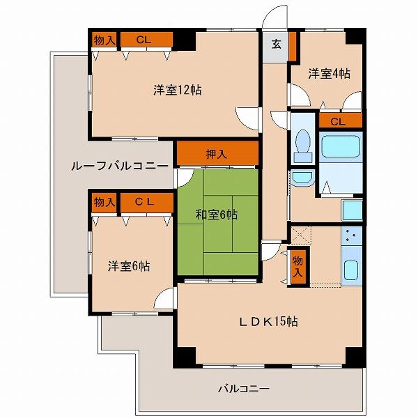 サーパス中津瀬(804)