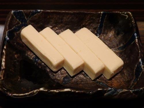 16クリームチーズ味噌漬け