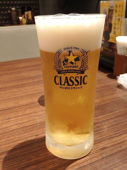 38生ビール