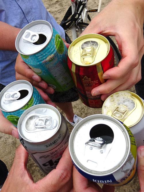 36缶ビール