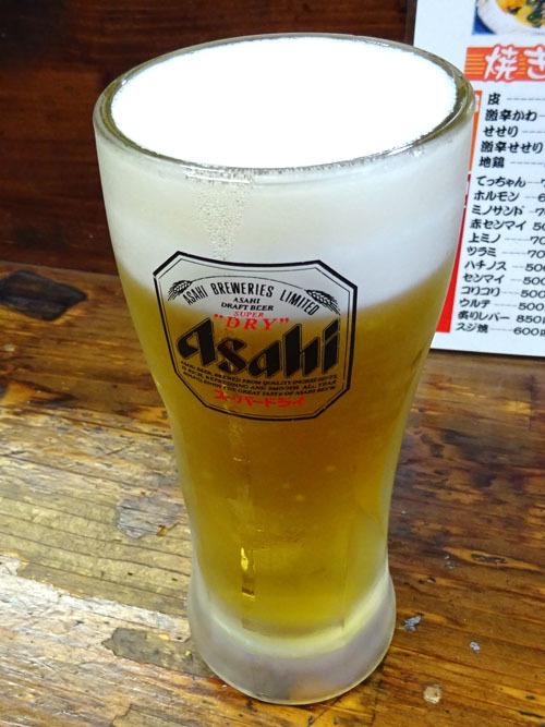 86生ビール