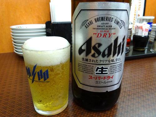 02大瓶ビール
