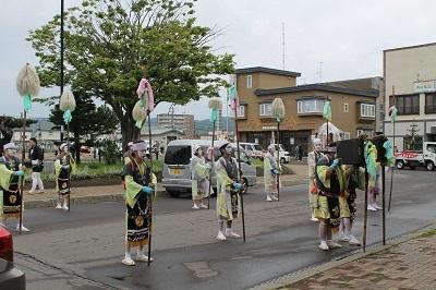 2017-06-10 余市神社祭典お神輿 (45)