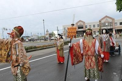 2017-06-10 余市神社祭典お神輿 (50)