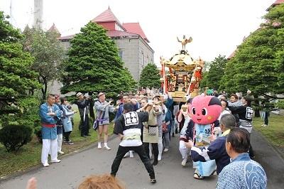 2017-06-10 余市神社祭典お神輿 (132)