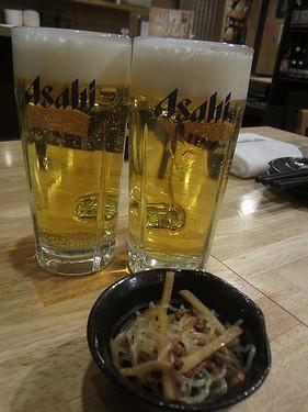 20170429べこ丸 (1)生ビール