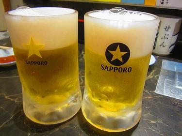 20170514せぶん (2)生ビール