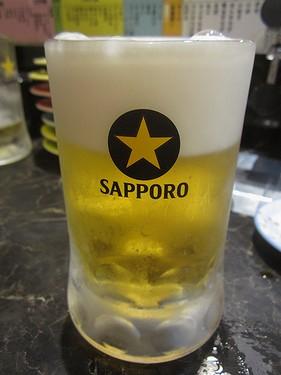 20170514せぶん (9)生ビール