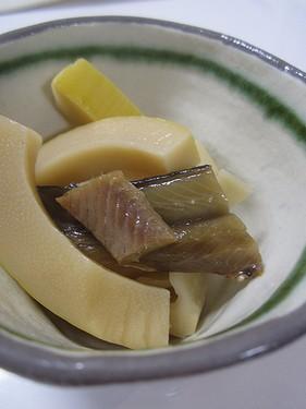 20170605 ばあば筍とニシン煮
