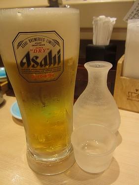 20170624三崎港 (8)生ビール