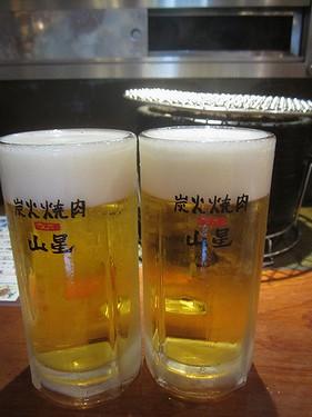 20170708山星 (2)生ビール