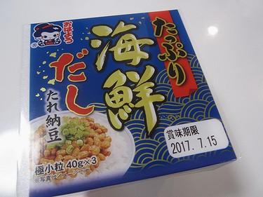 20170709 海鮮納豆