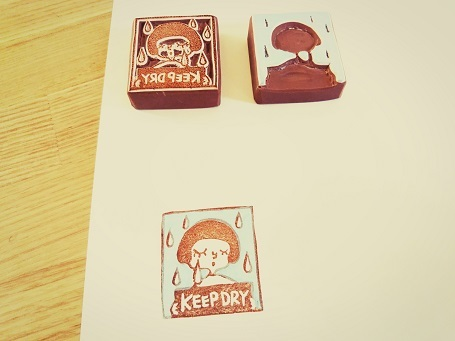 KEEP DRY(涙)②