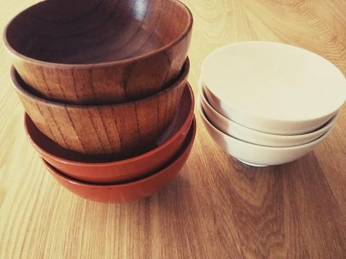 茶碗とお椀①