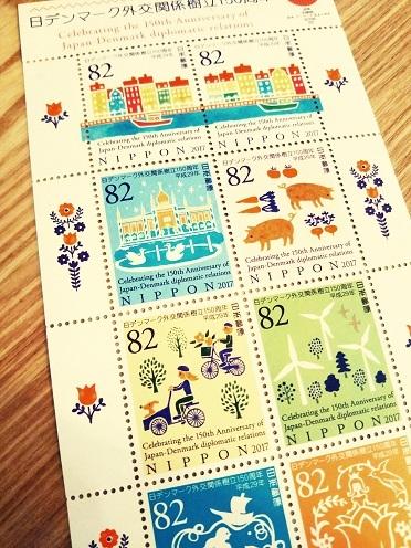 切手シート②