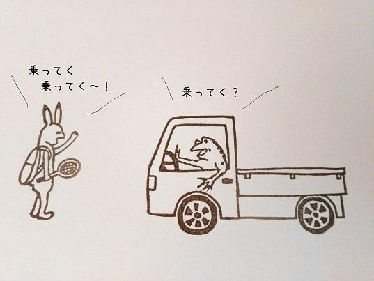 愛車は軽トラ➂