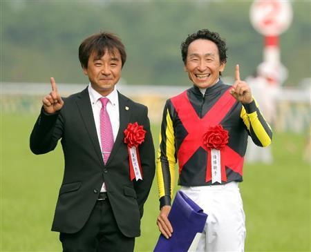 【NHKマイルC】菊沢隆徳がGⅠトレーナーかよ