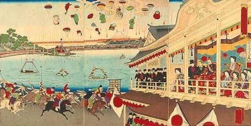 【競馬ネタ】江戸時代のダービーにありがちなこと