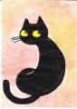 5猫猫迷画 達磨(6)