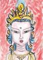 3観音菩薩チベット仏