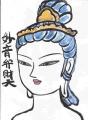 2妙音弁財天 (2)