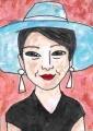 1菅野 美穂は、日本の女優、歌手、タレント