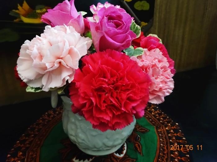 DSC08822母の日のお花