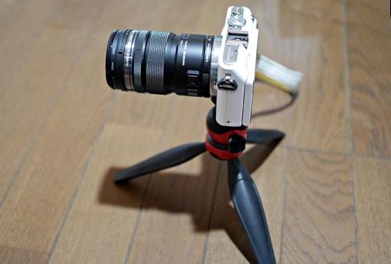 ミニ三脚カメラセット