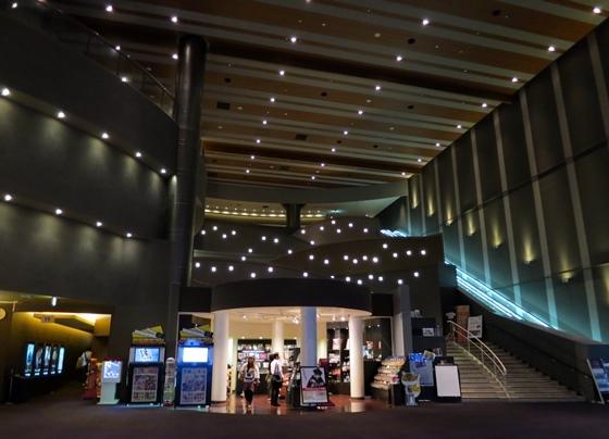 ララポート映画館