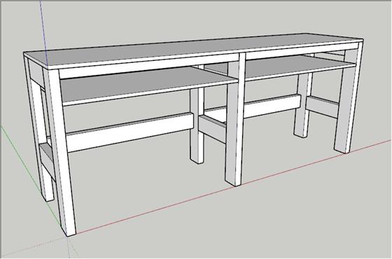 作業テーブル-4