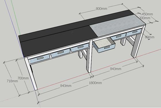 作業テーブル-9