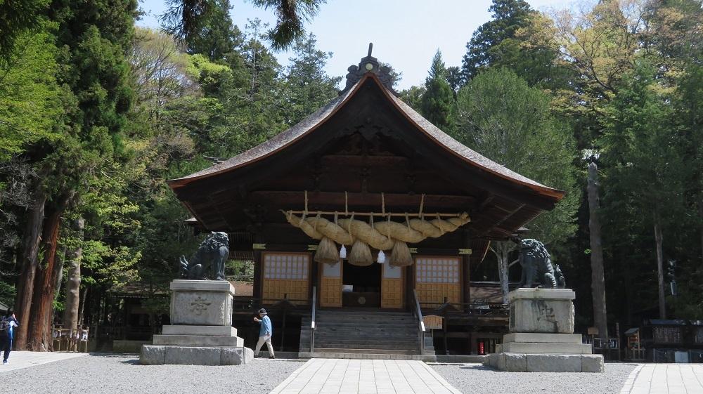 18諏訪大社神楽殿IMG_1514