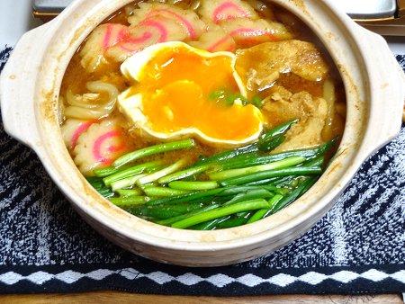 なんとなく05-07 お腹に優しい 名古屋風 味噌煮込みうどん にしといた 3