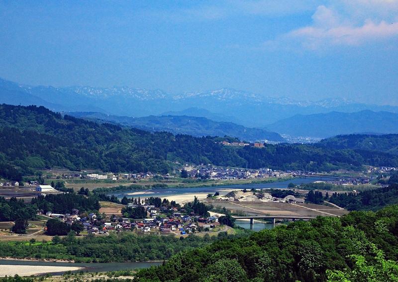 山本山から