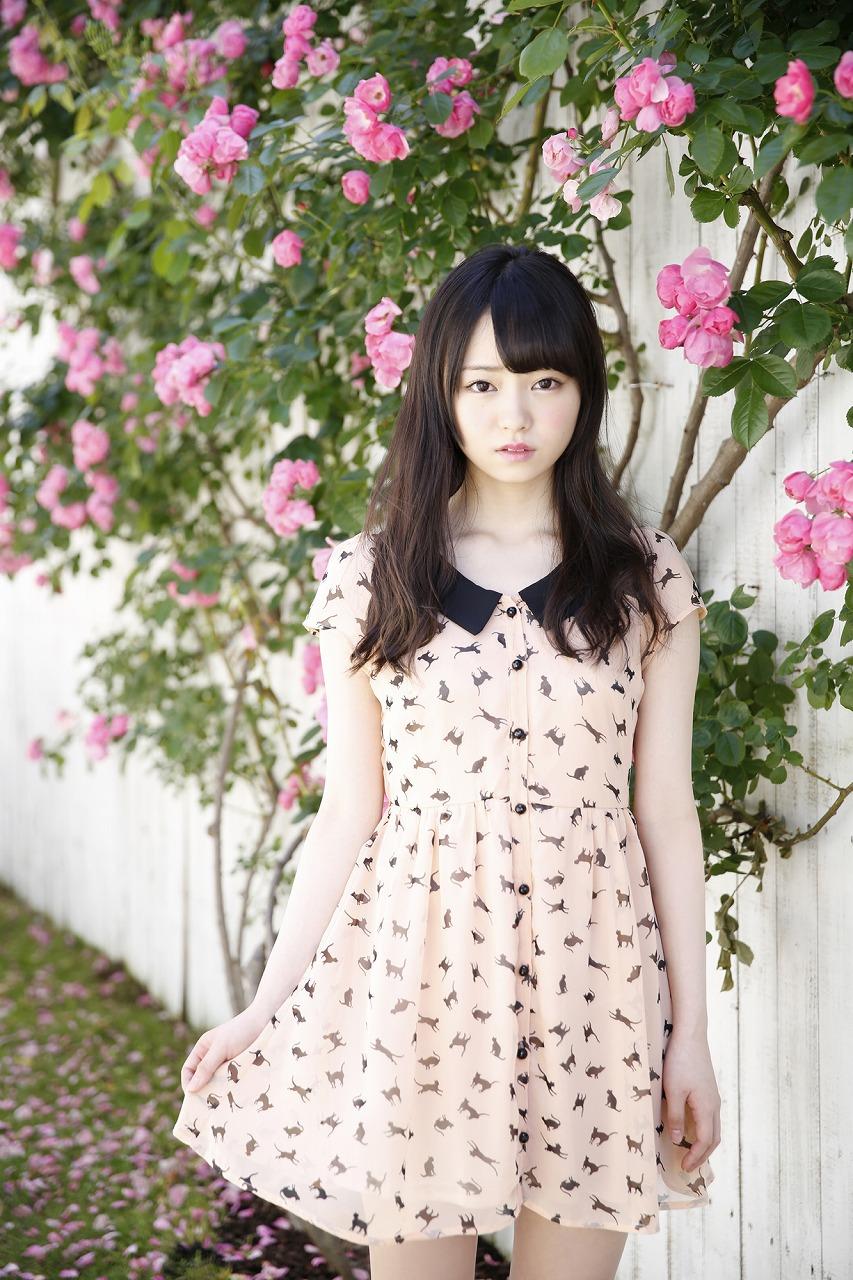 今泉佑唯 2017 薔薇 1