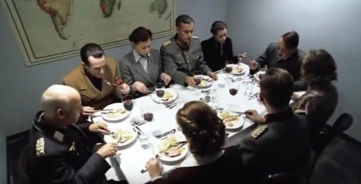 ヒトラーの食事