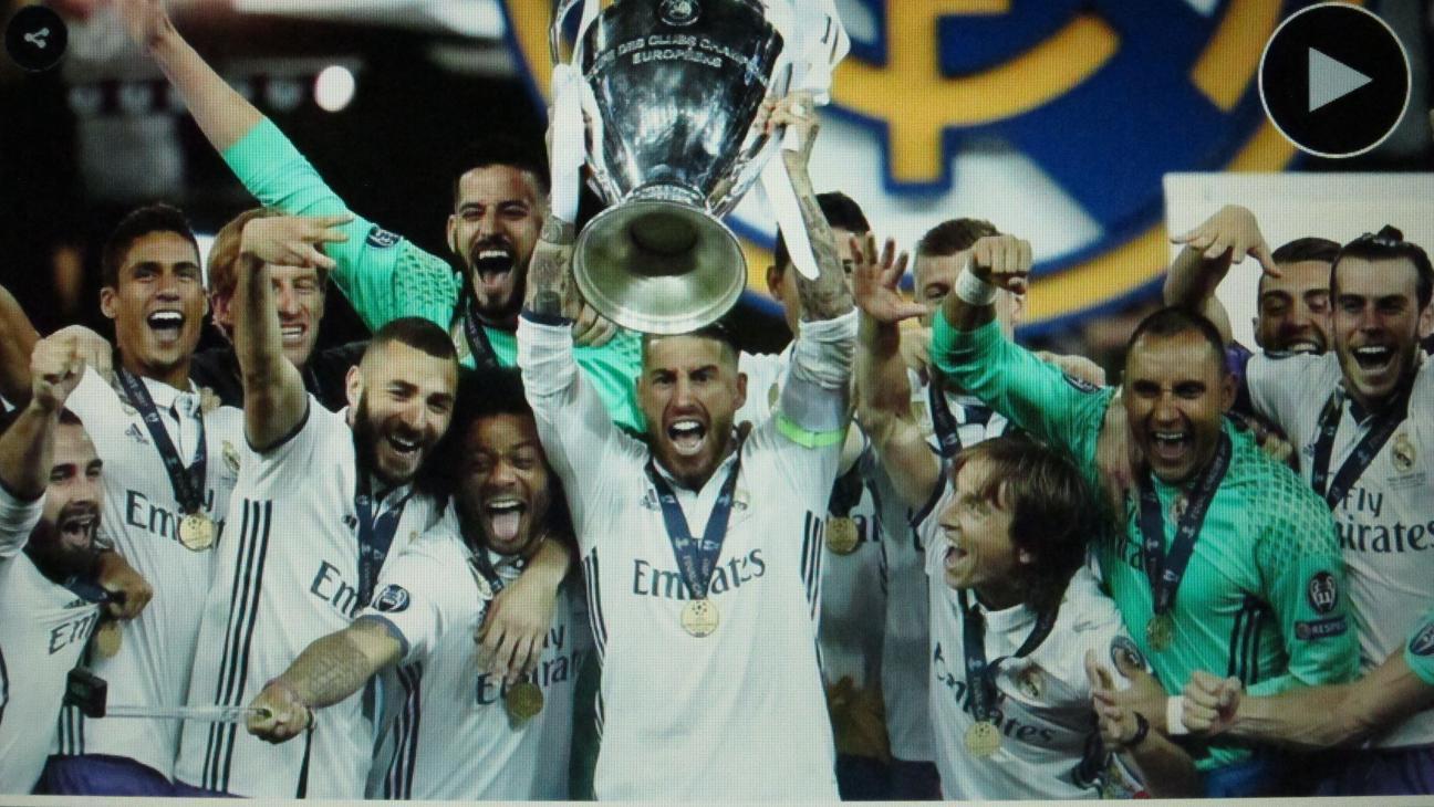 UEFA CL2017