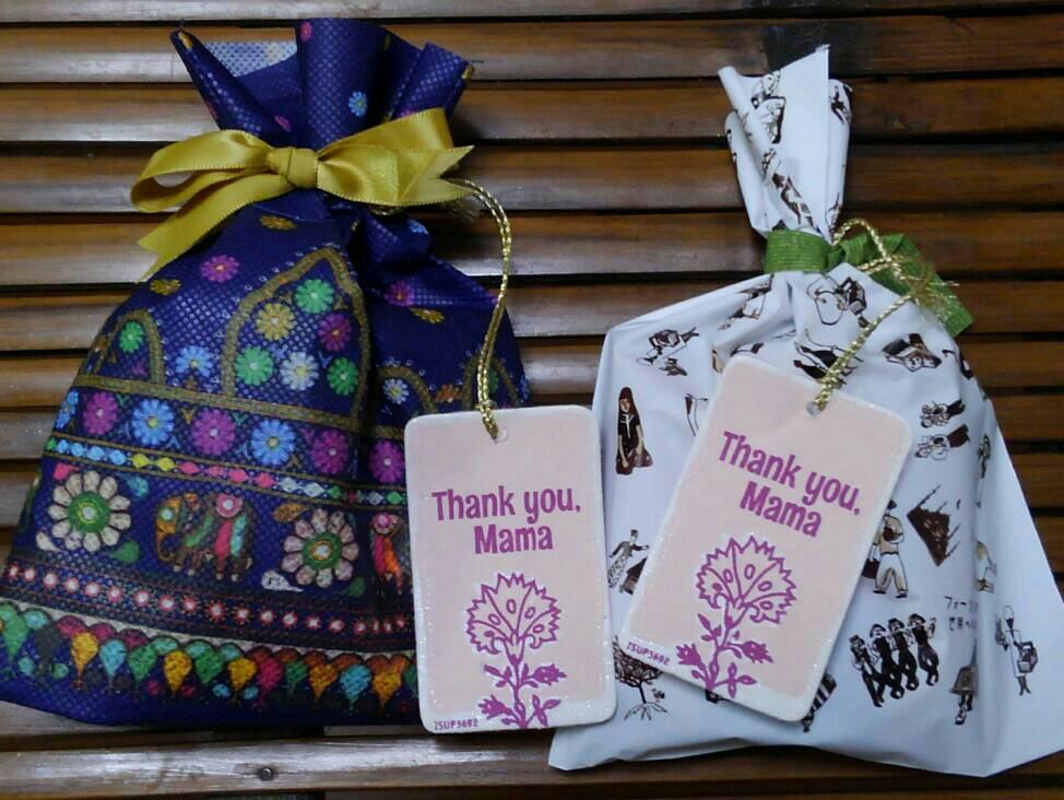 母の日プレゼント 袋
