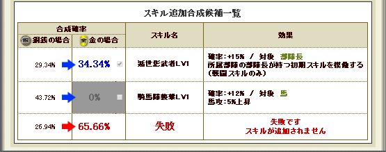 影武者トライ4