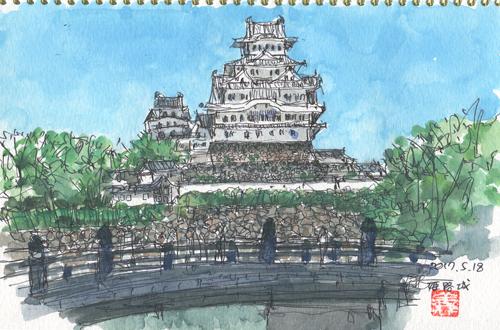 姫路城-2