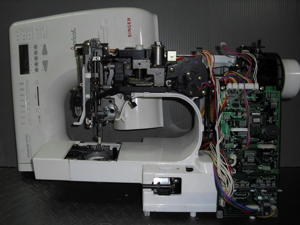 CPU 9700 Apricot-2