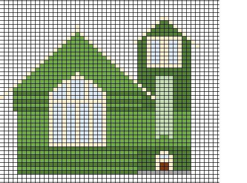 建築C教会設計図