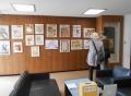 漫画会館展示室