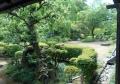 客殿から見る紅葉山庭園
