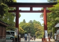 氷川神社・三の鳥居