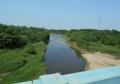 狭山大橋から見る入間川