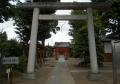 足立神社・鳥居
