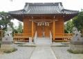 足立神社・拝殿