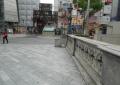 石製の欄干