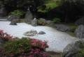 青龍殿庭園・枯山水